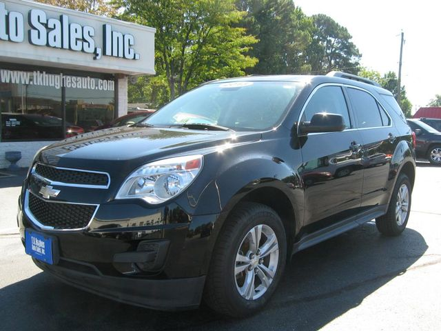 2013 Chevrolet Equinox LT Richmond, Virginia 1