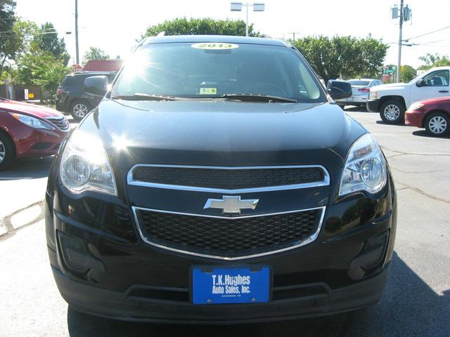 2013 Chevrolet Equinox LT Richmond, Virginia 2