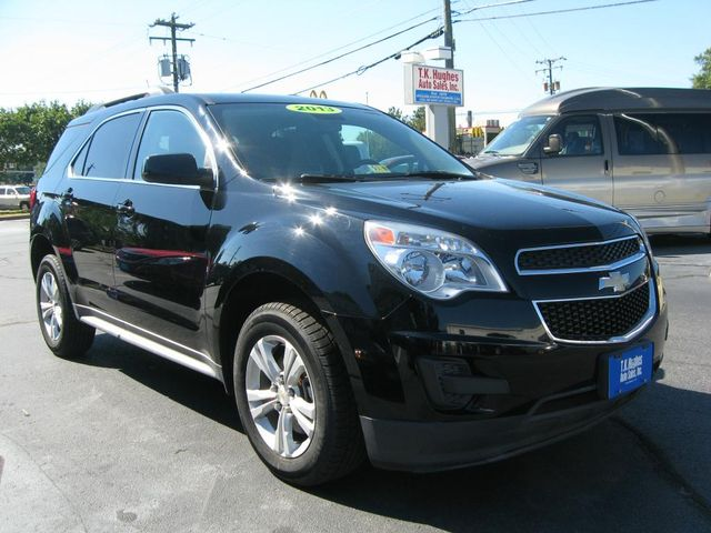 2013 Chevrolet Equinox LT Richmond, Virginia 3