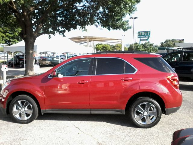 2013 Chevrolet Equinox LT San Antonio, Texas 2
