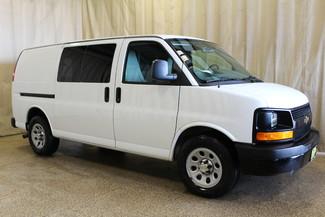 2013 Chevrolet Express Cargo Van AWD AWD Roscoe, Illinois