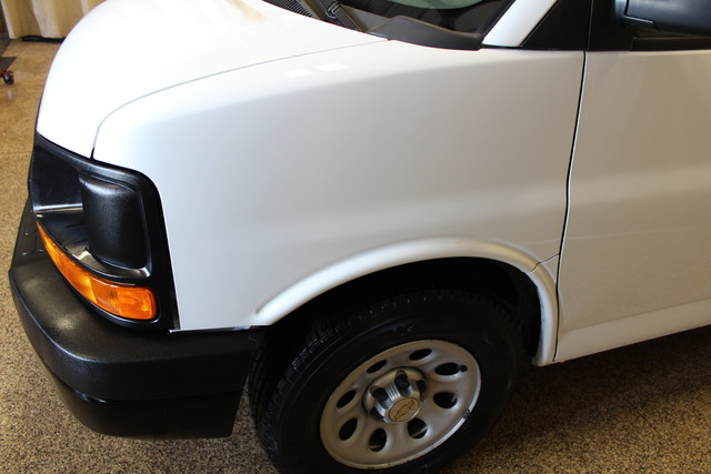 2013 Chevrolet Express Cargo Van AWD AWD Roscoe, Illinois 13