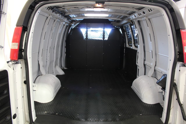 2013 Chevrolet Express Cargo Van AWD AWD Roscoe, Illinois 14