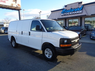 2013 Chevrolet Express Cargo Van Charlotte, North Carolina