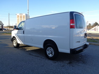 2013 Chevrolet Express Cargo Van Charlotte, North Carolina 3