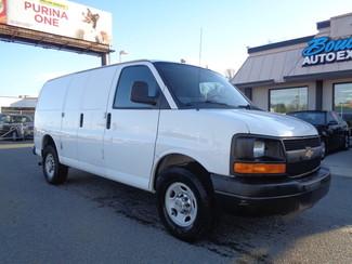 2013 Chevrolet Express Cargo Van Charlotte, North Carolina 7