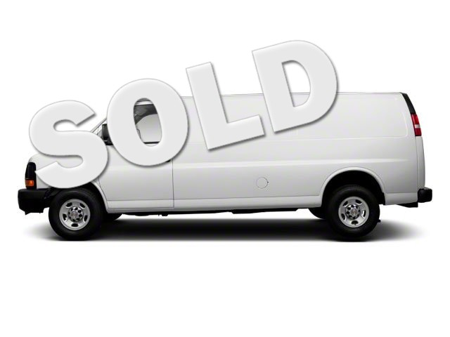 2013 Chevrolet Express Cargo Van CARGO  VIN 1GCWGFCB8D1100014 k miles  Anti-Theft Power Steer