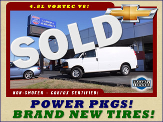 2013 Chevrolet Express Cargo Van 2500 - POWER PKGS - NEW TIRES! Mooresville , NC
