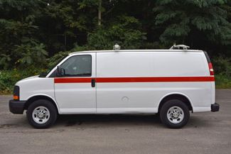 2013 Chevrolet Express 2500 Cargo Van Naugatuck, Connecticut 1