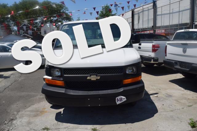"2013 Chevrolet Express Cargo Van RWD 3500 155"" Richmond Hill, New York 0"