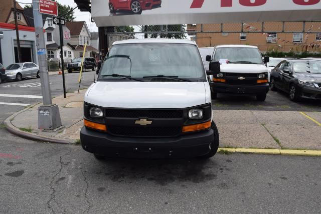 "2013 Chevrolet Express Cargo Van RWD 2500 135"" Richmond Hill, New York 1"