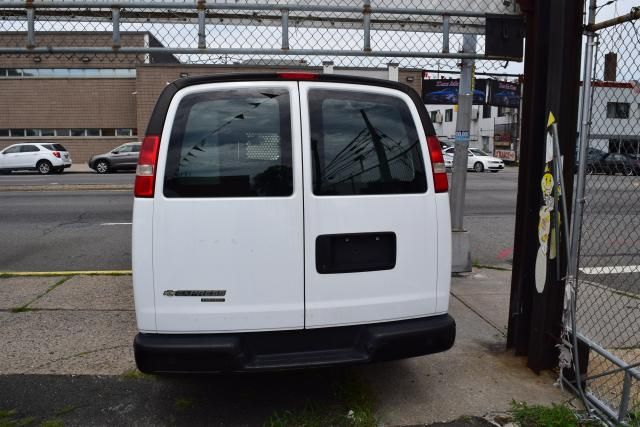 "2013 Chevrolet Express Cargo Van RWD 2500 135"" Richmond Hill, New York 2"
