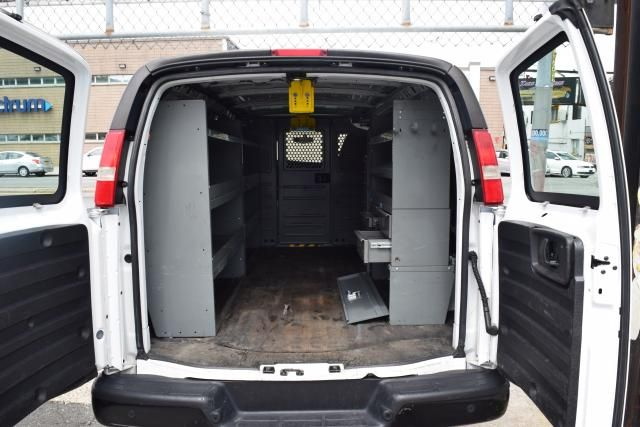 "2013 Chevrolet Express Cargo Van RWD 2500 135"" Richmond Hill, New York 3"