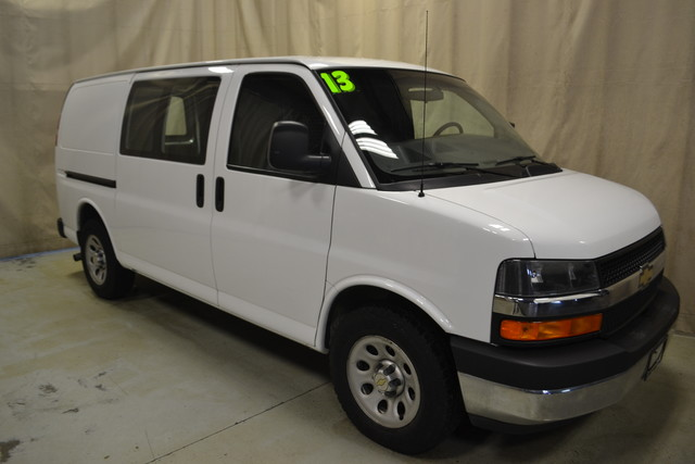 2013 Chevrolet Express Cargo Van awd All wheel drive Roscoe, Illinois 0