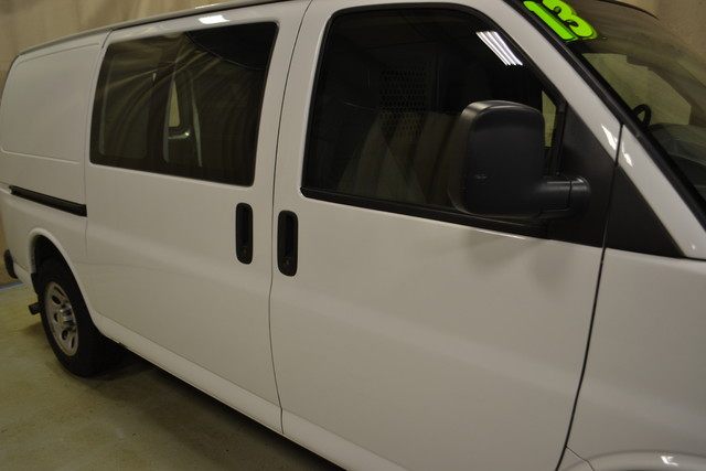 2013 Chevrolet Express Cargo Van awd All wheel drive Roscoe, Illinois 12