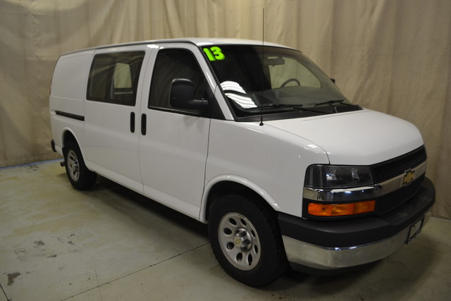 2013 Chevrolet Express Cargo Van awd All wheel drive Roscoe, Illinois 3