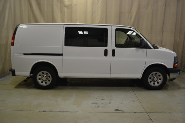 2013 Chevrolet Express Cargo Van awd All wheel drive Roscoe, Illinois 1