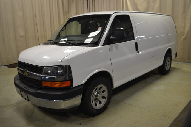 2013 Chevrolet Express Cargo Van awd All wheel drive Roscoe, Illinois 2