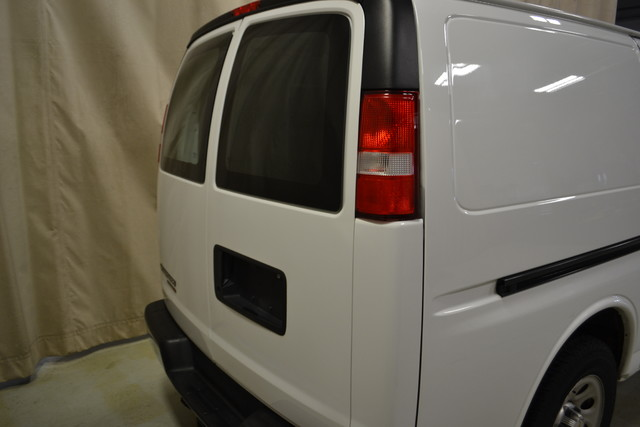 2013 Chevrolet Express Cargo Van awd All wheel drive Roscoe, Illinois 5