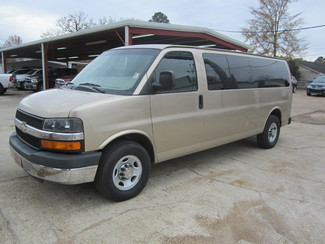 2013 Chevrolet Express Passenger LT Houston, Mississippi