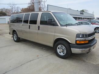 2013 Chevrolet Express Passenger LT Houston, Mississippi 1