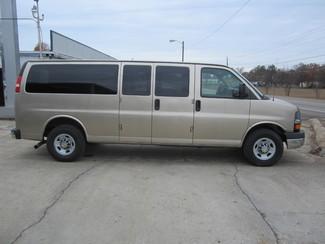2013 Chevrolet Express Passenger LT Houston, Mississippi 3