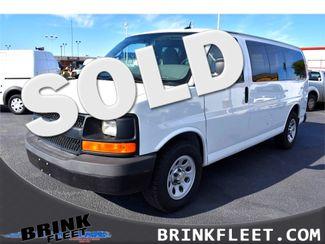 2013 Chevrolet Express Passenger LS | Lubbock, TX | Brink Fleet in Lubbock TX