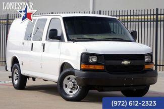 2013 Chevrolet G2500 Vans Express *ONE OWNER* Great Work Van in Plano Texas, 75093