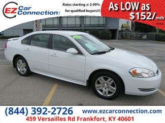 2013 Chevrolet Impala LT | Frankfort, KY | Ez Car Connection-Frankfort in Frankfort KY