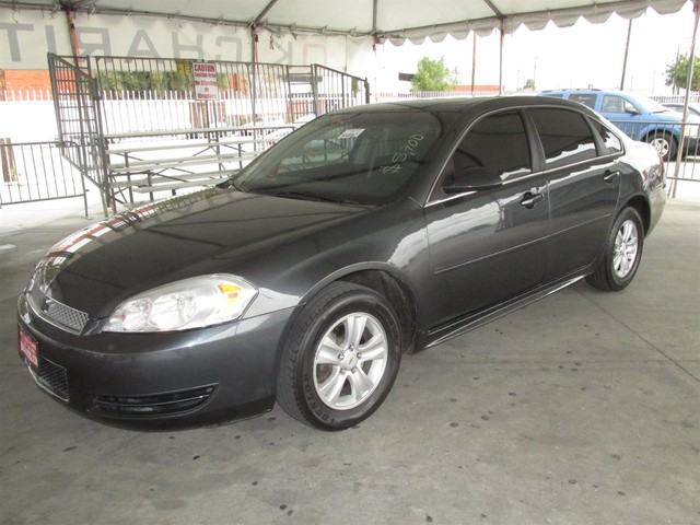 2013 Chevrolet Impala LS This particular vehicle has a SALVAGE title Please call or email to chec