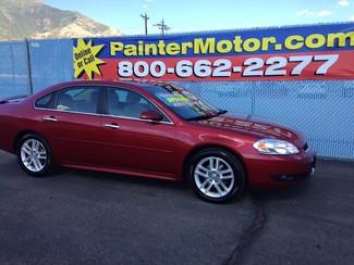 2013 Chevrolet Impala LTZ Nephi, Utah