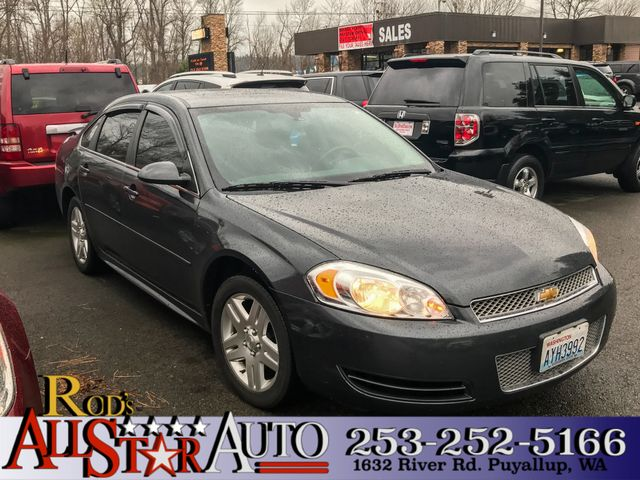 2013 Chevrolet Impala LT The CARFAX Buy Back Guarantee that comes with this vehicle means that you