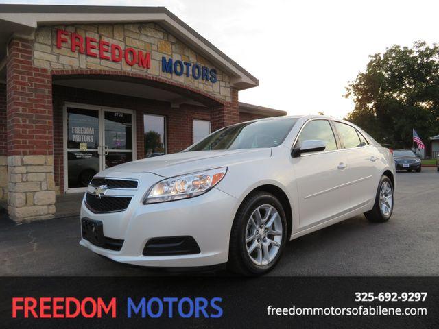 2013 Chevrolet Malibu ECO | Abilene, Texas | Freedom Motors  in Abilene Texas