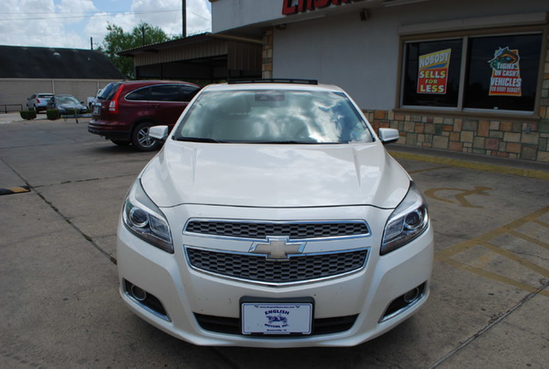 2013 Chevrolet Malibu LTZ  Brownsville TX  English Motors  in Brownsville, TX