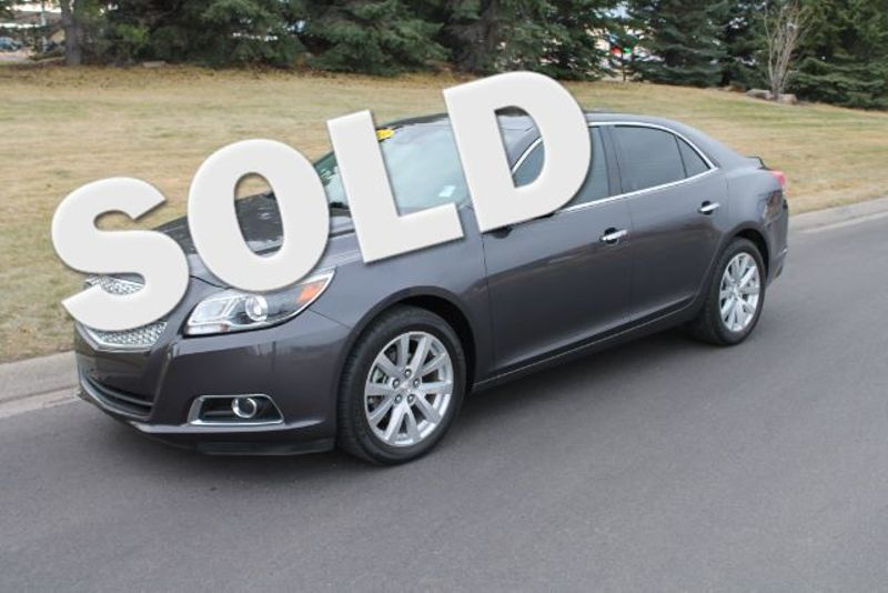 2013 Chevrolet Malibu LTZ  city MT  Bleskin Motor Company   in Great Falls, MT