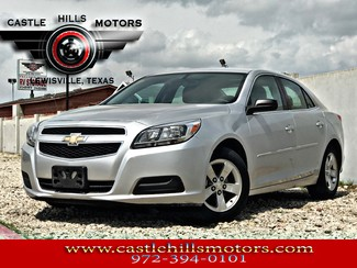 2013 Chevrolet Malibu**INCLUDES 2 YRS FREE MAINTENANCE**  LS - Bluetooth, Automatic! | Lewisville, Texas | Castle Hills Motors in Lewisville Texas