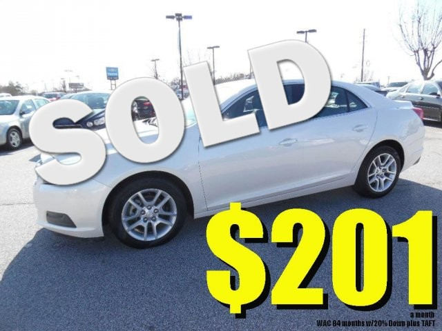 2013 Chevrolet Malibu ECO SUPER SHARP VEHICLE CLEAN INSIDE AND OUT GREAT ECONOMY CAR LOW MILES