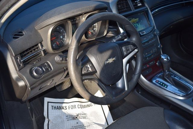2013 Chevrolet Malibu LT Richmond Hill, New York 21