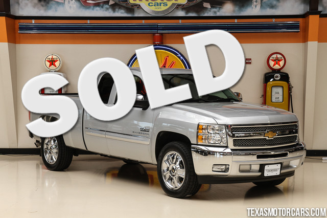 2013 Chevrolet Silverado 1500 LT This Carfax 1-Owner 2013 Chevrolet Silverado 1500 LT is in great