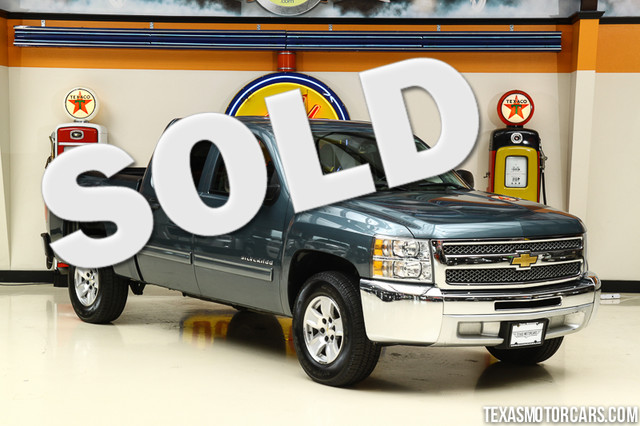 2013 Chevrolet Silverado 1500 LT This 2013 Chevrolet Silverado 1500 LT is in great shape with only