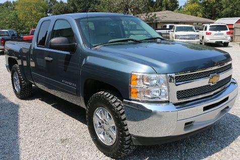 2013 Chevorelt Silverado 1500 Extra Cab Z71 4wd Lt 5.3 V8 LTHR LEVELED NEW TIRES TWO OWNER CARFAX SERVICED DETAILED READY TO GEAUX | Baton Rouge , Louisiana | Saia Auto Consultants LLC in Baton Rouge , Louisiana