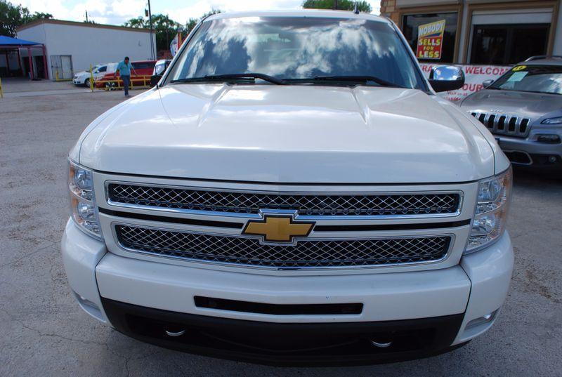 2013 Chevrolet Silverado 1500 LTZ 4X4  Brownsville TX  English Motors  in Brownsville, TX