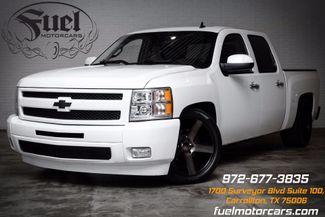 2013 Chevrolet Silverado 1500 LT Lowered with Many Upgrades in Dallas TX