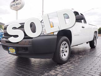 2013 Chevrolet Silverado 1500 Work Truck   Champaign, Illinois   The Auto Mall of Champaign in  Illinois