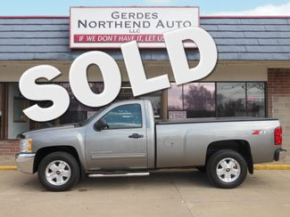 2013 Chevrolet Silverado 1500 LT Clinton, Iowa