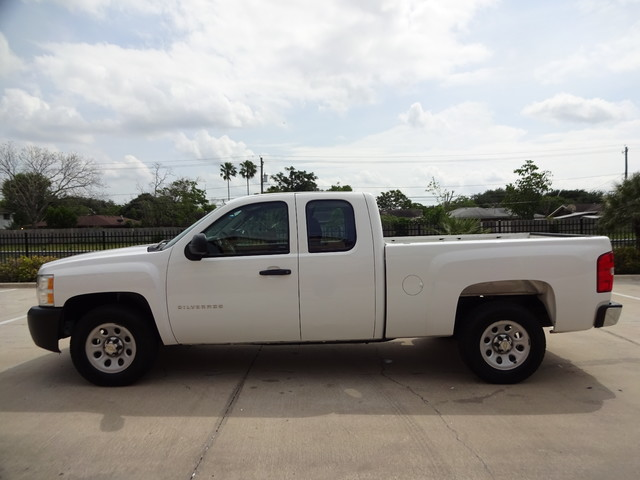 2013 Chevrolet Silverado 1500 Work Truck Corpus Christi, Texas 4