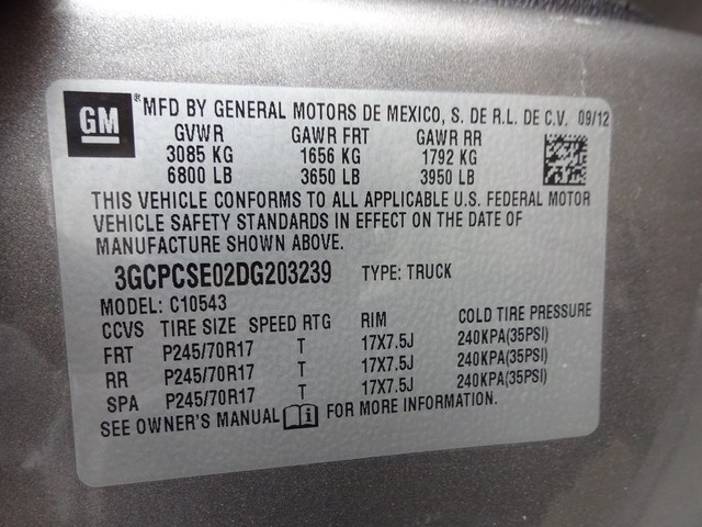 2013 Chevrolet Silverado 1500 LT Corpus Christi, Texas 42