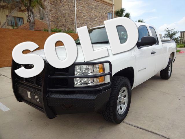 2013 Chevrolet Silverado 1500 Work Truck Corpus Christi, Texas 0