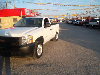 2013 Chevrolet Silverado 1500 Work Truck | Forth Worth, TX | Cornelius Motor Sales in Forth Worth TX