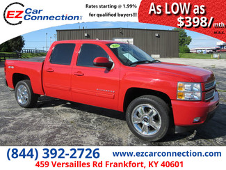 2013 Chevrolet Silverado 1500 LTZ | Frankfort, KY | Ez Car Connection-Frankfort in Frankfort KY